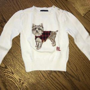 Ralph Lauren Kids Sweater